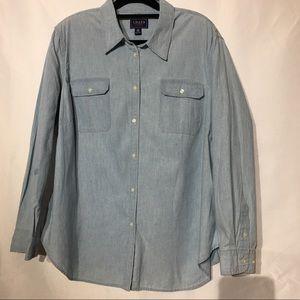 Chaps Denim Shirt